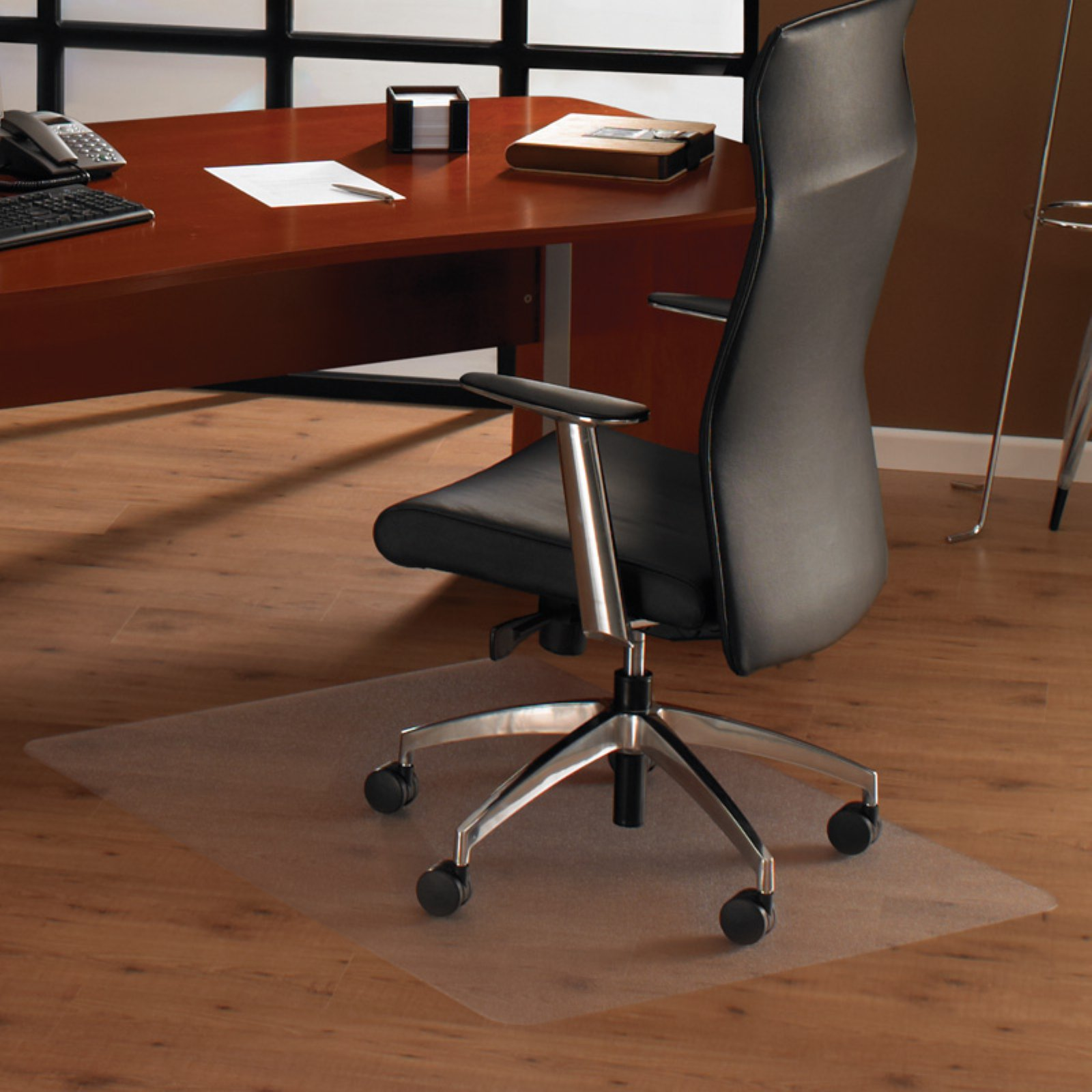 Floortex Cleartex Polycarbonate Ultimat Chair Mat