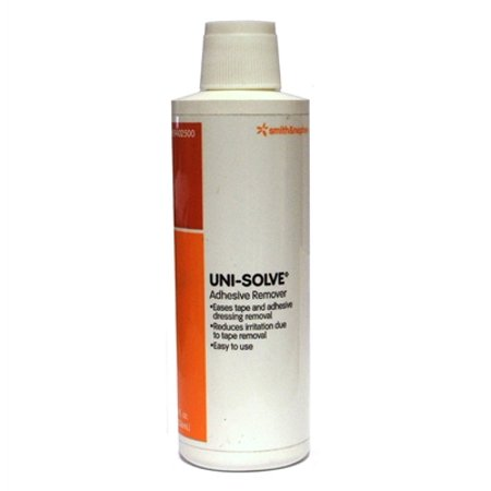 UniSolve Adhesive Remover, Liquid, 8 Ounce Bottle, Smith & Nephew -