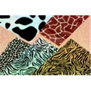 Hygloss 20 x 30 in. Assorted Animal Skin Pattern Tissue Paper, Pack 20