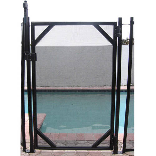 Safety Fence Gate for In-ground Pools, 5' x 30""