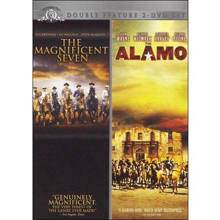 Magnificent Seven   The Alamo