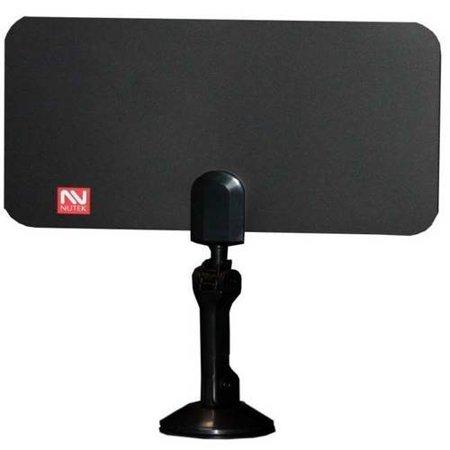 Nutek AT-1504P Flat 10″ Antenna, Black