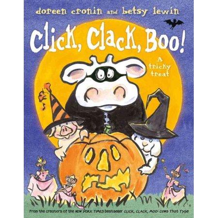 Click  Clack  Boo