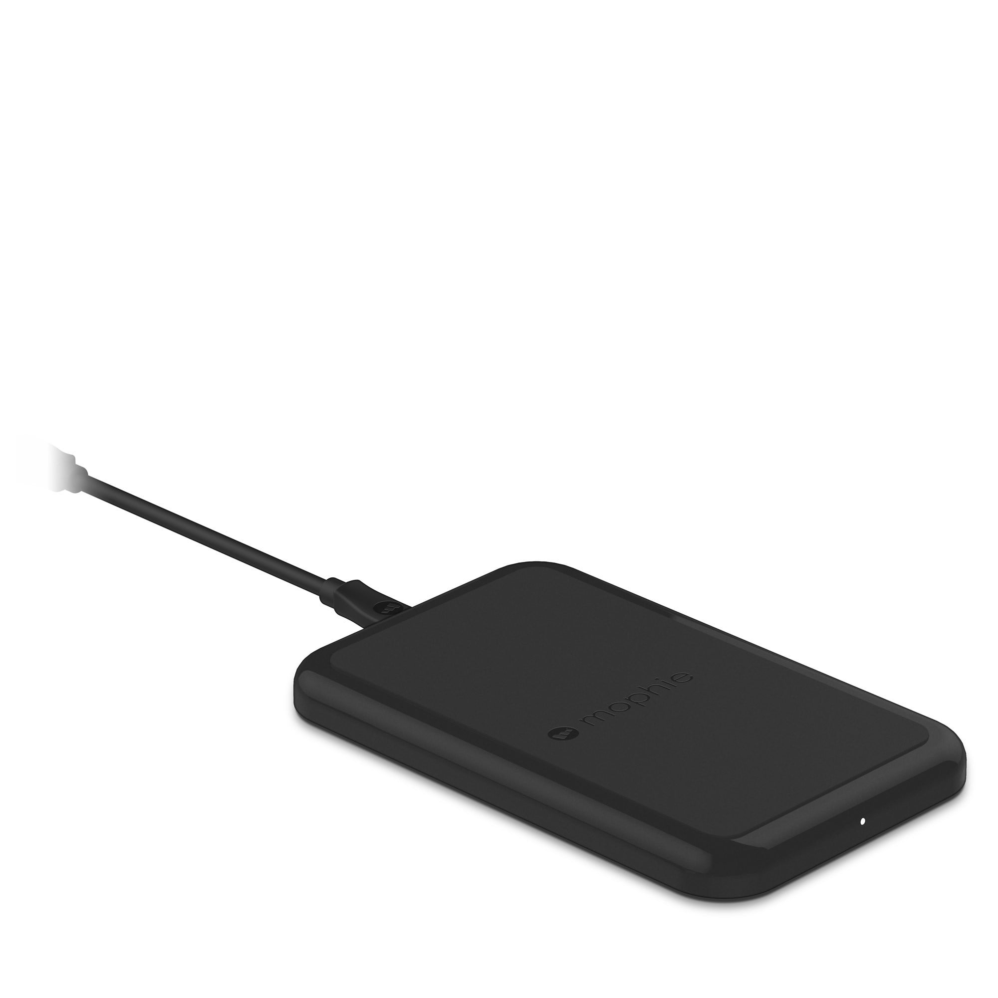 brand new 59f37 b4e64 Mophie Charge Force Universal Qi-Enabled Wireless Charging Pad, Black