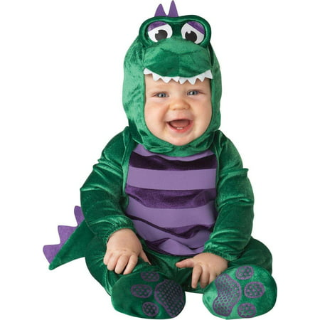 Cheap Dinosaur Costumes (Dinky Dino Infant Costume)