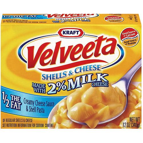 Kraft Light Velveeta Shells & Cheese, 12 oz