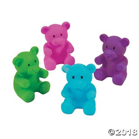 Gummy Bear Toy (Valentine Gummy Teddy Bear)