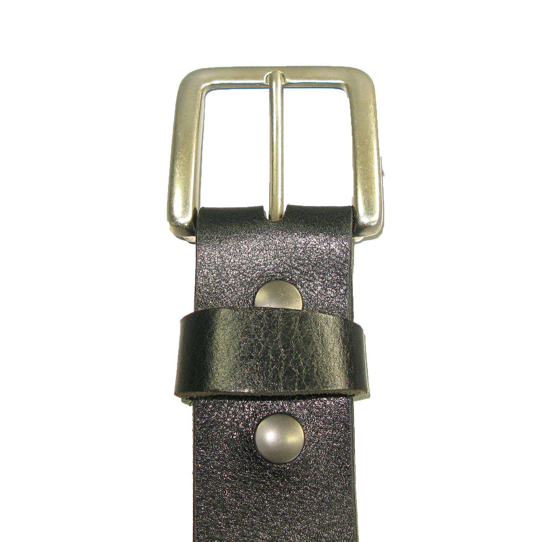 """Heel Bar Buckle 1-1/2"""" Nickel Plated Belt Buckle 1550-02 - image 3 de 4"""