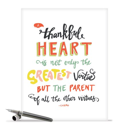 J9633HTYG Extra Large Thank You Greeting Card: \'Words Of ...