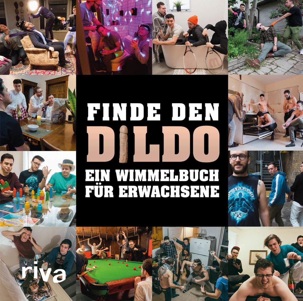 Finde den Dildo - eBook