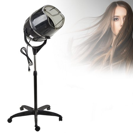 Pinty Adjustable Stand Up Hair Dryer with Bonnet Style (J2 Hair Tool Professional Stand Up Dryer)