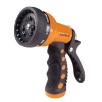 Dramm 9-Pattern Revolver Spray Gun, Orange