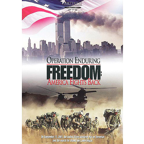 Operation Enduring Freedom: America Fights Back (Full Frame, Widescreen)