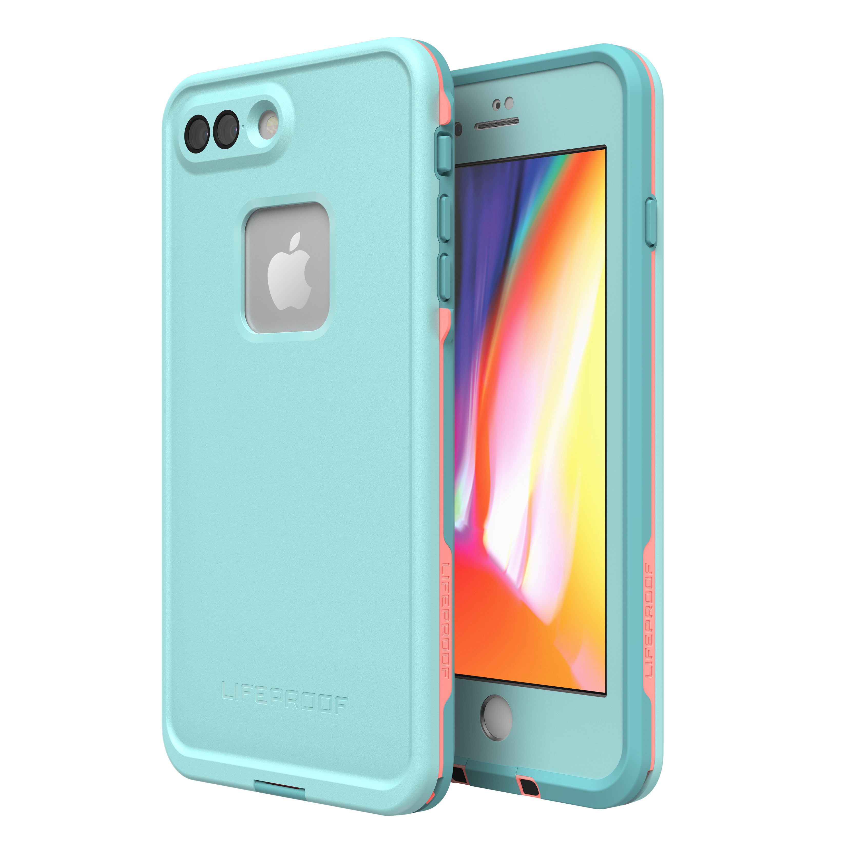 Lifeproof Fre Case For Iphone 8 Plus And Iphone 7 Plus Wipeout