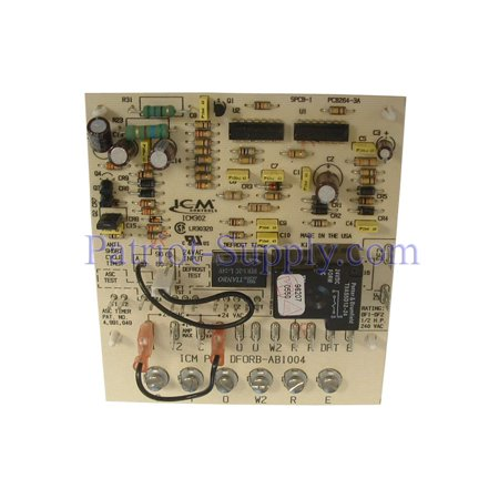 ICM Controls ICM302 Replacement Defrost Control Board For Nordyne 621301A, 621579B, 621579C and 917178