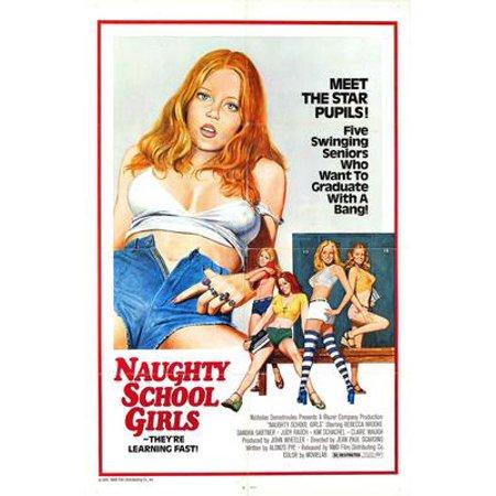 Naughty Schoolgirls Movie Poster 11x17 Mini Poster - Tumblr Naughty Schoolgirl
