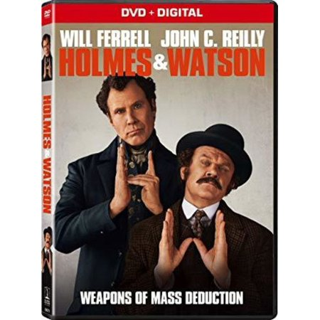 Holmes & Watson (DVD + Digital Copy)