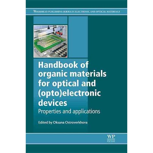 Handbook of Organic Materials for Optical and (Opto)electronic Devices: Properties and Applications