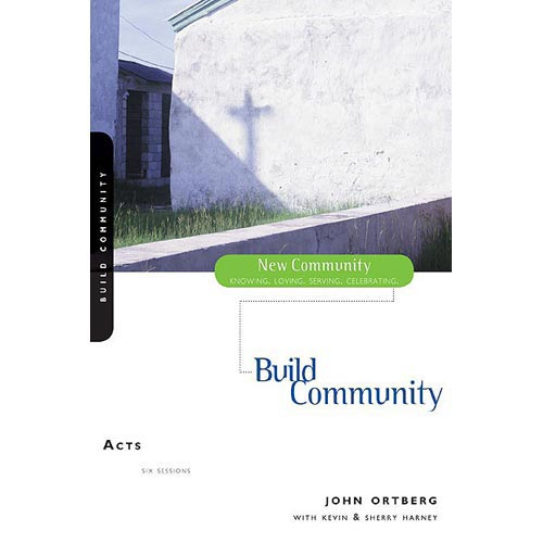 Acts : Build Community