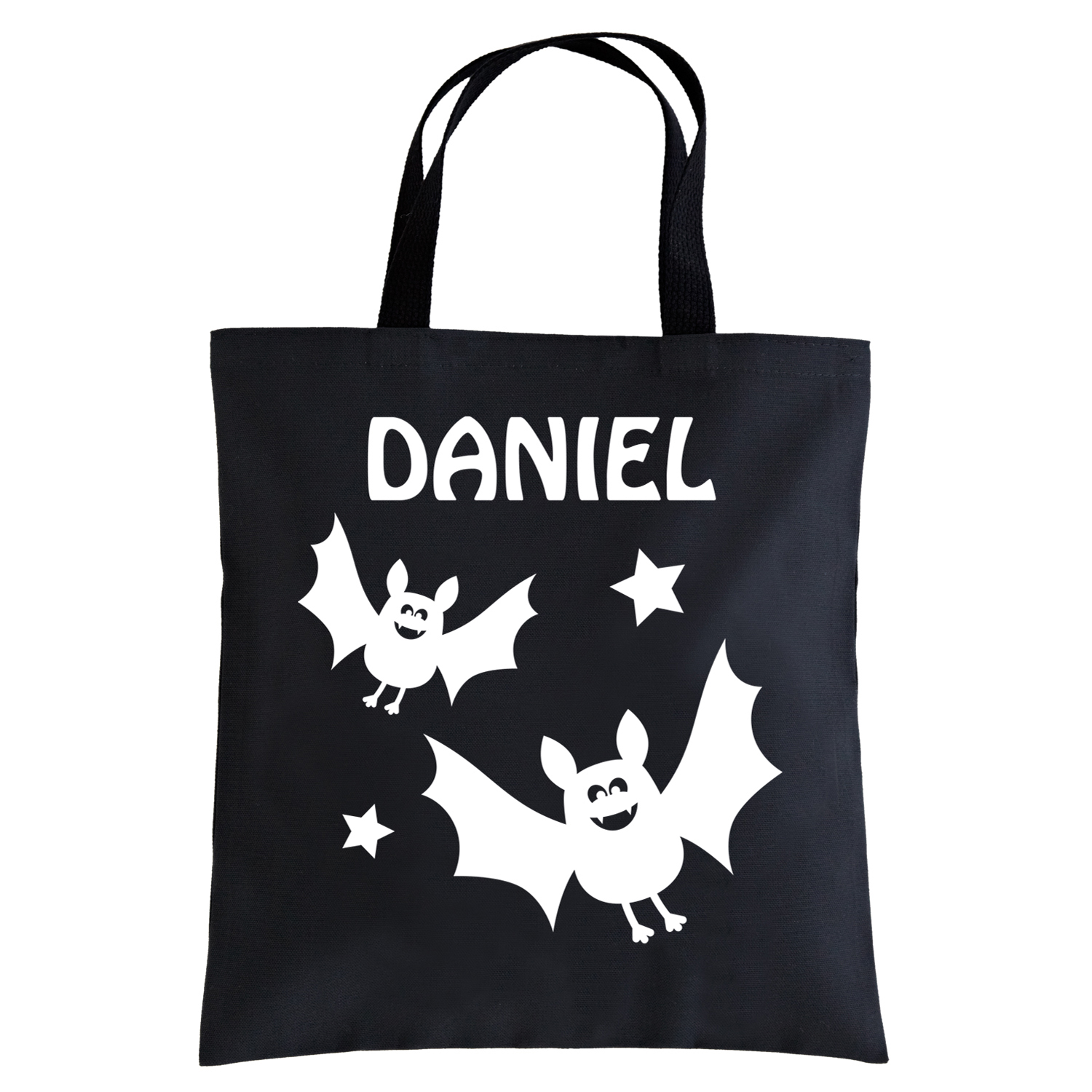 Personalized Super Spooky Halloween Glow In the Dark Treat Bags