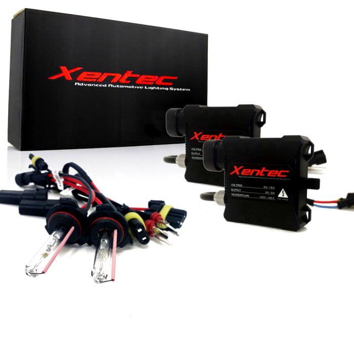 6000K H4 9003 HB2 (Low) Super Slim Digital XENON HID Conversion Kit HeadLight Lamp Bulb Ballast Auto Xentec