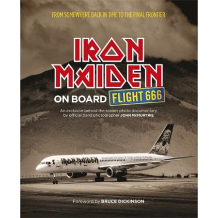 Iron Maiden: On Board Flight 666