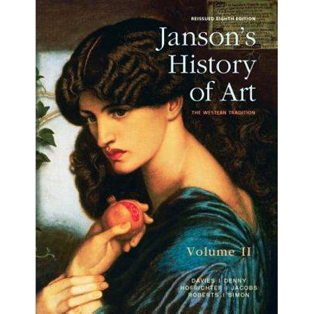 Janson's History of Art, Volume 2 Reissued Edition (Jansons History Of Art 8th Edition Volume 2)