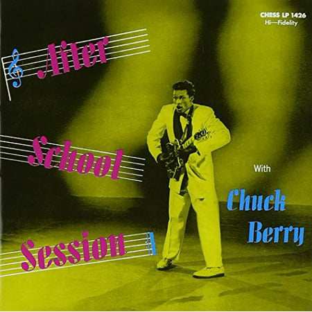 After School Session With Chuck Berry  Remaster