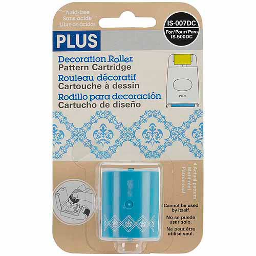 Plus Corporation Decoration Roller Refill, 54 yds