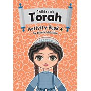 Children's Torah Activity Book 4
