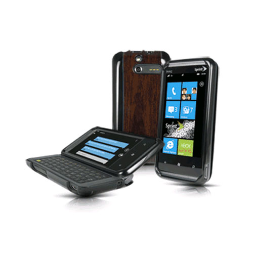 Body Glove Hard Cover Case for HTC Arrive - Blackwood
