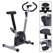 Costway Exercise Bike Cardio Fitness Gym Cycling Machine Gym Workout Training Stationary by Costway