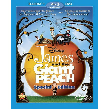 James and the Giant Peach (Special Edition) (Blu-ray +