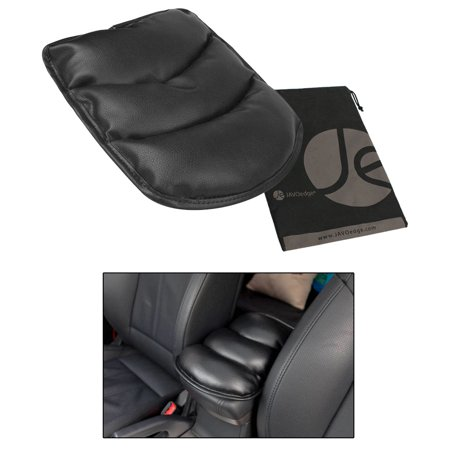 Javoedge Black Car Add On Console Arm And Elbow Rest