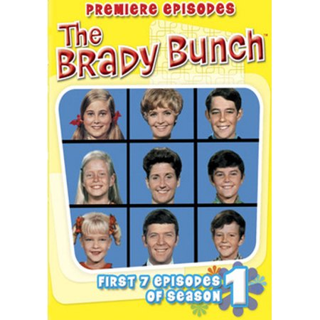 The Brady Bunch: Premiere Episodes (DVD)