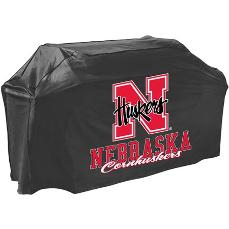 Mr. Bar-B-Q Nebraska Cornhuskers Grill Cover, Large