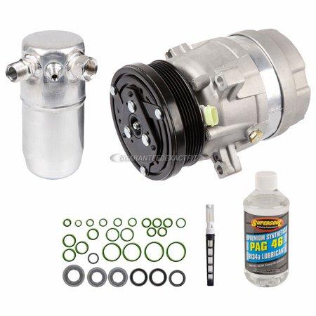 For Chevy Camaro Pontiac Firebird 1995 1996 AC Compressor w/ A/C Repair Kit