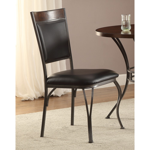 Anthony California Patio Dining Chair with Cushion (Set of 2)