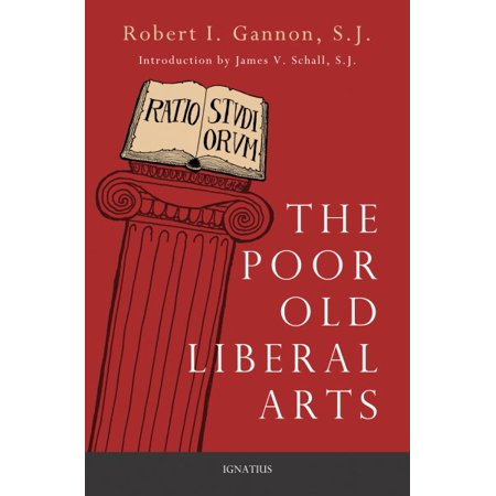 The Poor Old Liberal Arts