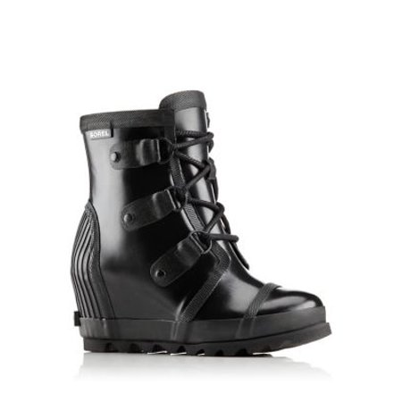 2fa58d6a7df Sorel - Sorel Women s Joan Rain Wedge Boot - Walmart.com