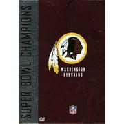 NFL Super Bowl Collection: Washington Redskins by TIME WARNER