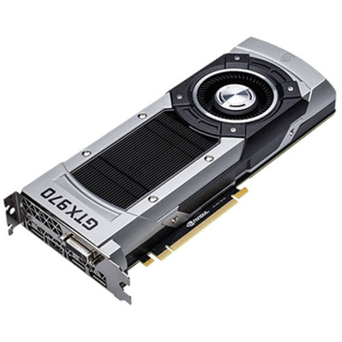 NVIDIA GTX 970 4GB Video Card with 700W Power Supply