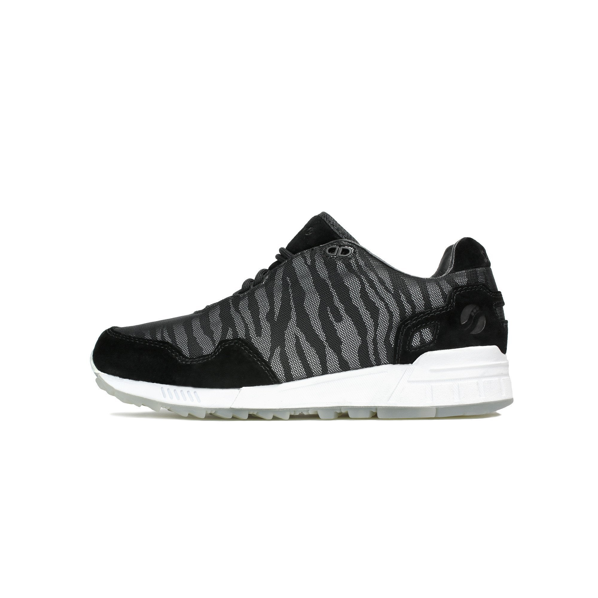 Mens Saucony Shadow 5000 MOD Reflective Black S70322-1 by