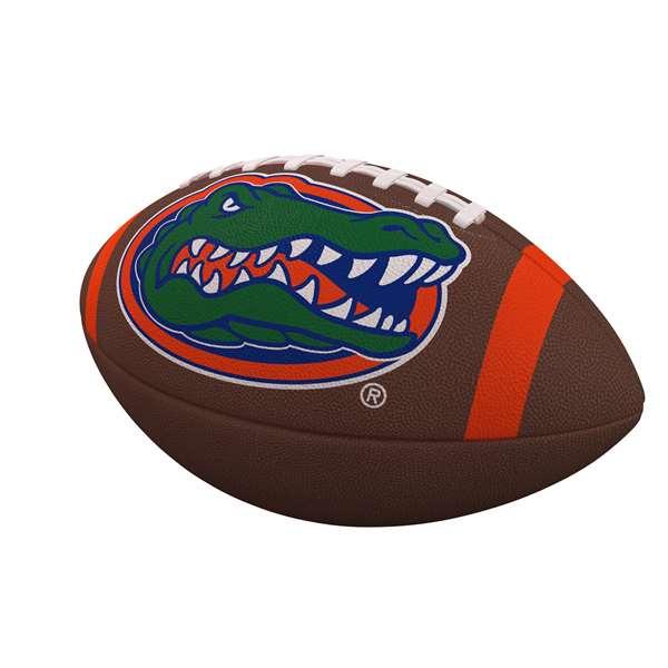 Florida Team Stripe Official-Size Composite Football