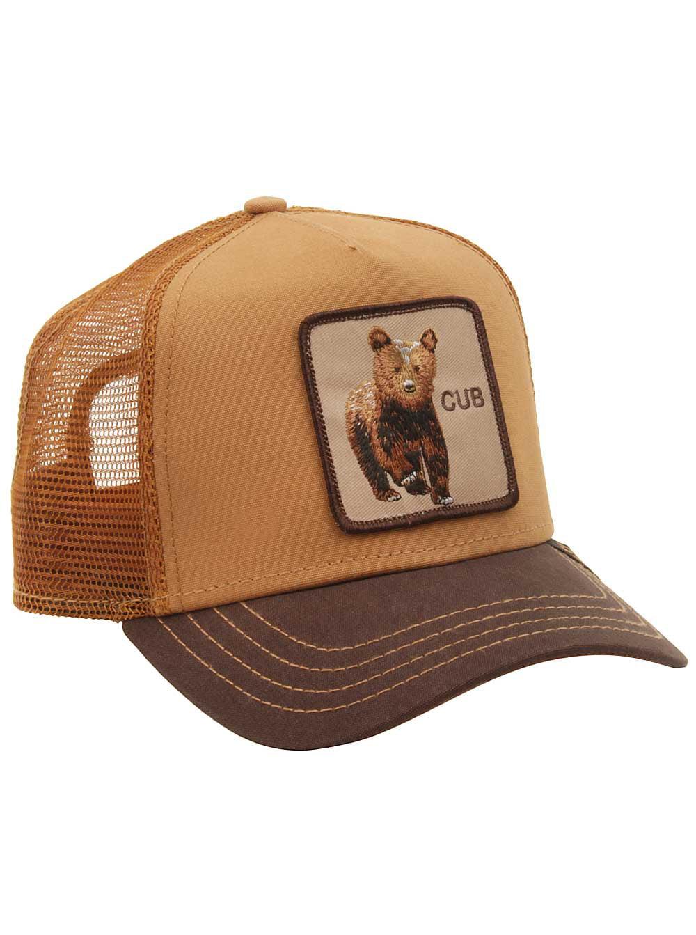 052821868a6 Goorin Bros. - Goorin Bros. Mens Cub Hat in Brown - Walmart.com