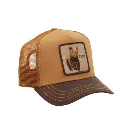 f3c8509c5bbd8 Goorin Bros - Goorin Bros. Mens Cub Hat in Brown - Walmart.com