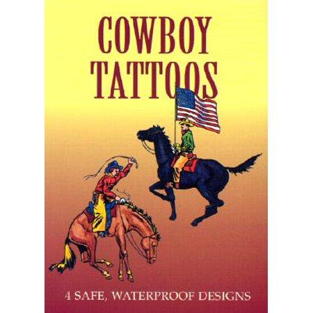 Cowboy Tattoos - Cowboy Tattoos