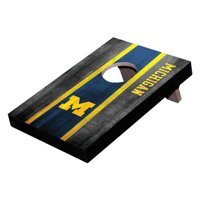 Table Top Toss Gray 1 NCAA Michigan Wolverines