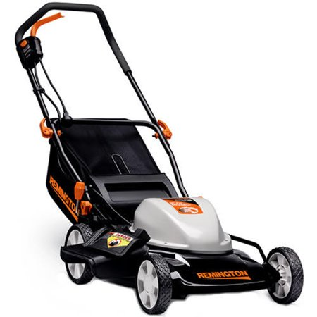 Remington 18A-212A783 12 Amp 19 in. 3-in-1 Electric Lawn Mower