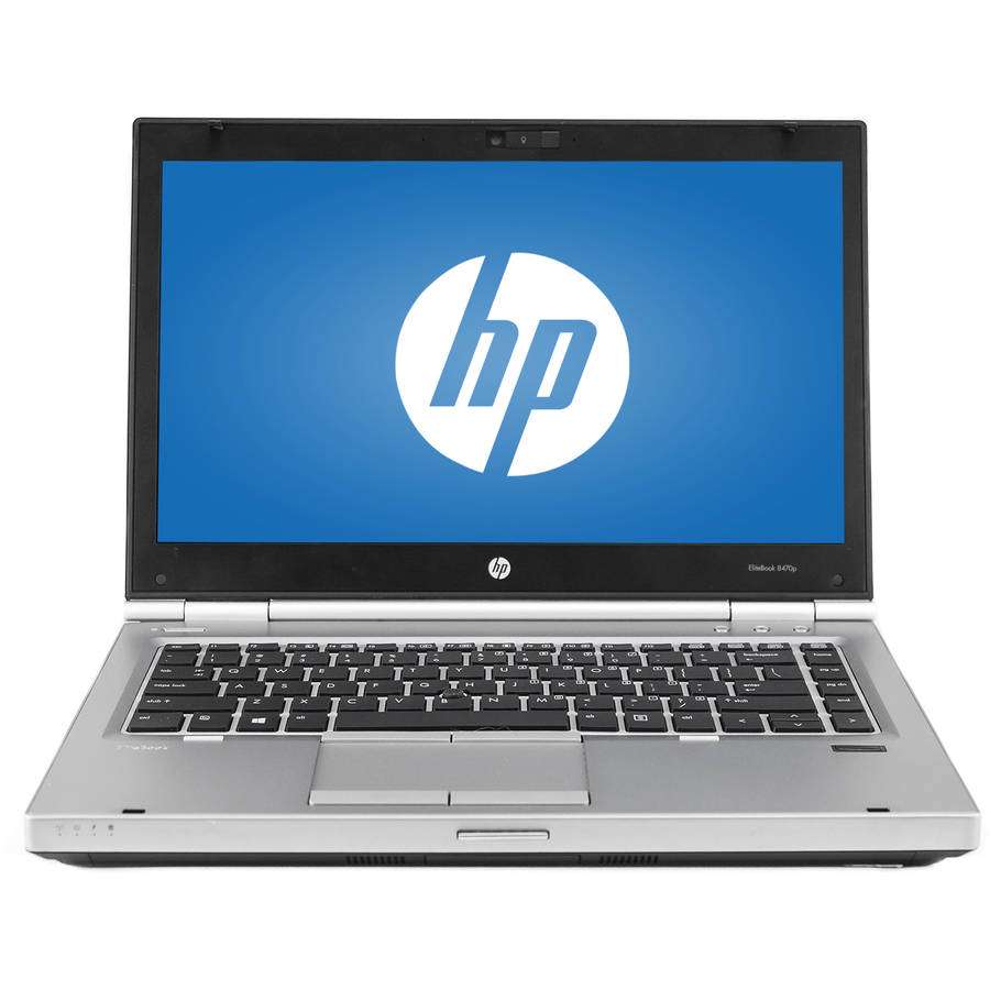 "Refurbished HP 14"" EliteBook 8470P WA5-0891 Laptop PC with Intel Core i5"